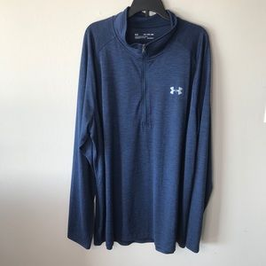 Under Armour Men's Tech 2.0 Half Zip Top Pullover